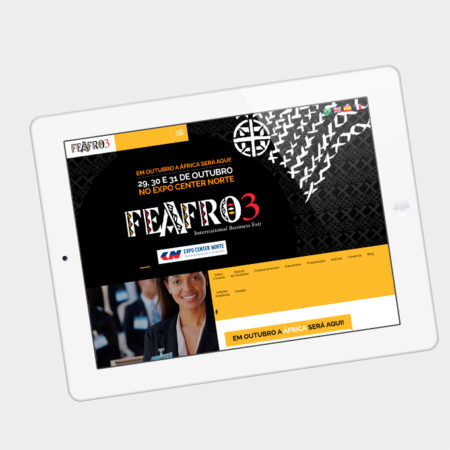 Feafro Website